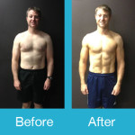 Male weight loss programme