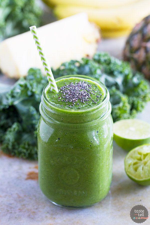 Chia Green Smoothie