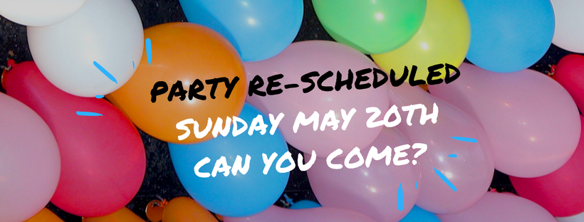 Rescheduled Party