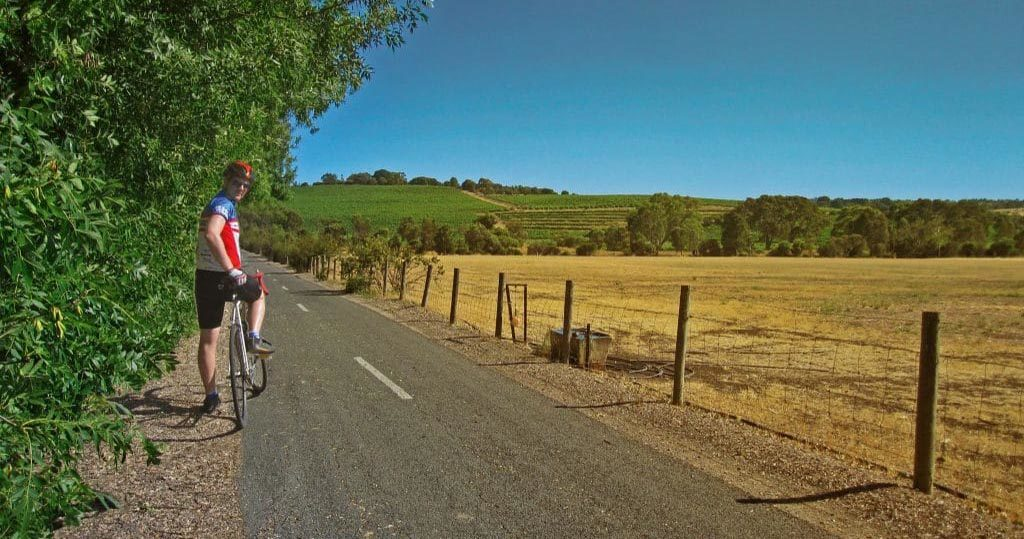 Mclaren Vale Cycling Track, Adelaide cycling