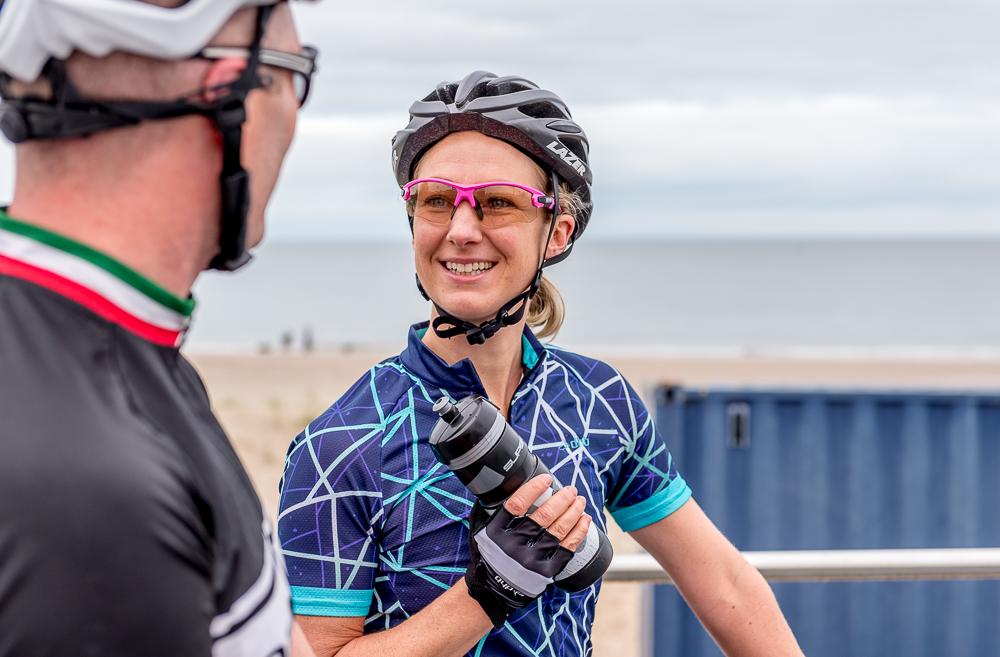The Benefits of cycling, bike blitz