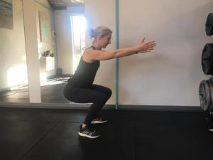 Butt blasting exercises - squat